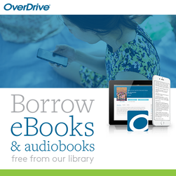 Borrow audiobooks and ebooks